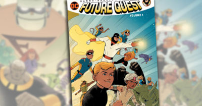 Future Quest - DC Comics - Panini