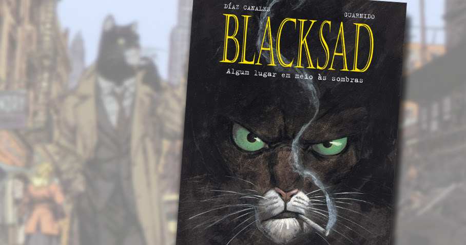 Blacksad - SESI-SP - Capa