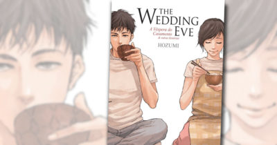 The Wedding Eve - Panini Manga