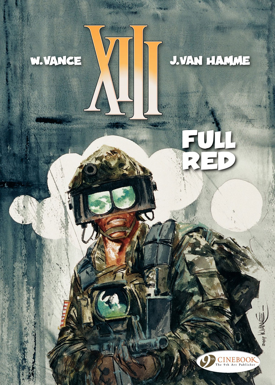 CdC #10 - XIII Jean Van Hamme William Vance