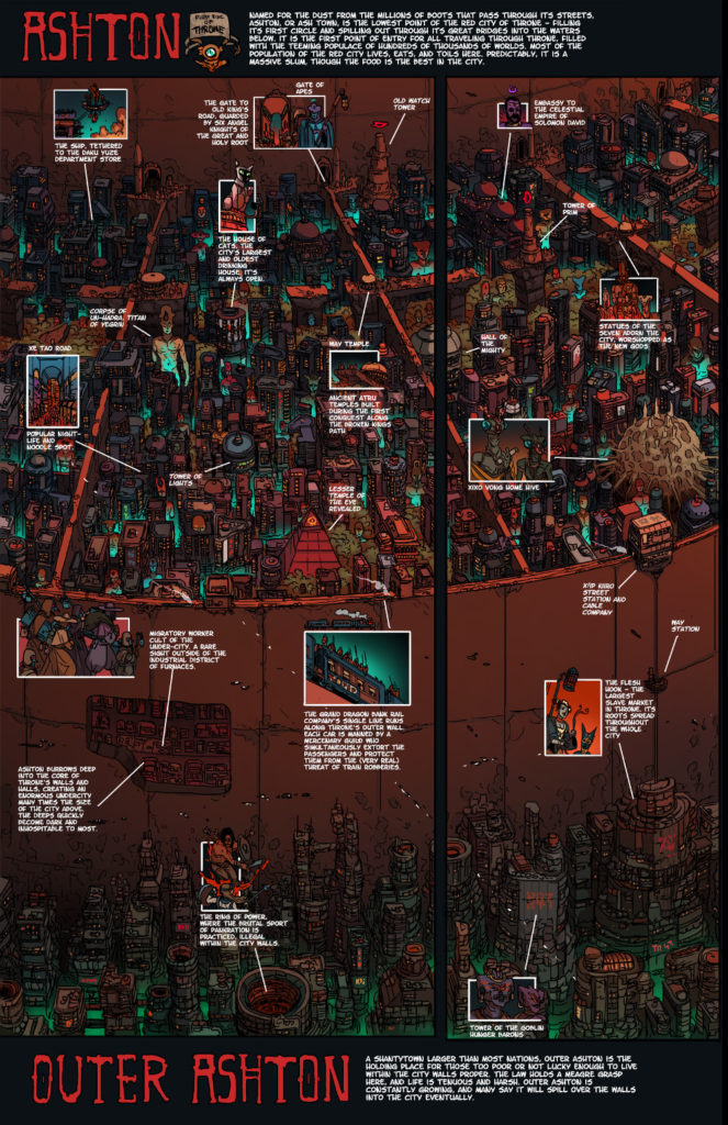Ashton Map - Kill Six Billion Demons