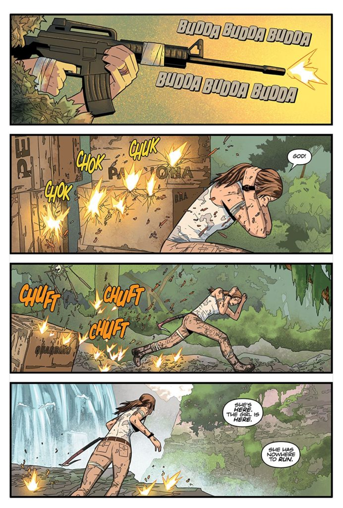 Caverna do Caruso - Tomb Raider - Pagina 1