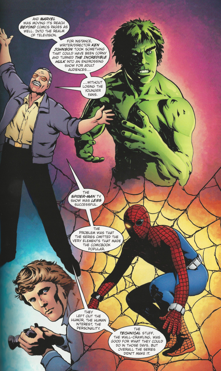 CDC-#95-O Incrível Fantástico Inacreditável Stan-Lee Peter David Colleen Doran Geektopia