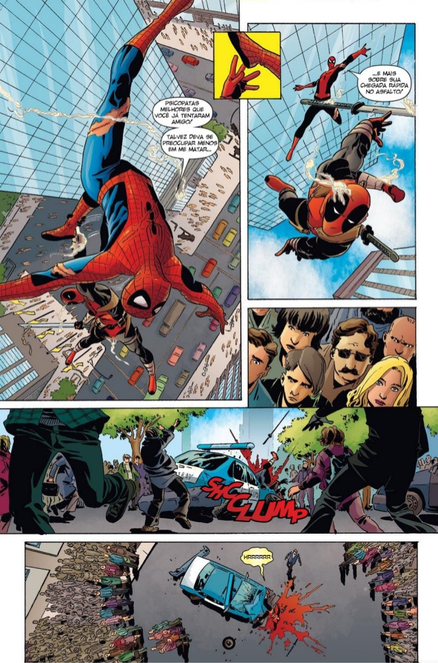 Caverna do Caruso - Deadpool Massacra o Universo Marvel - Pagina 1