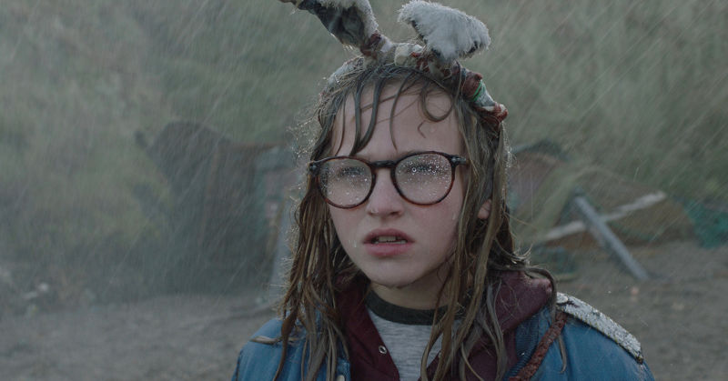 Caverna do Caruso - I Kill Giants - Filme