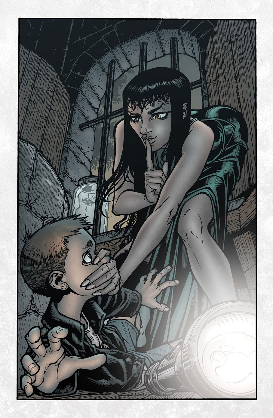 CDC #97 Locke & Key Joe Hill Gabriel Rodríguez