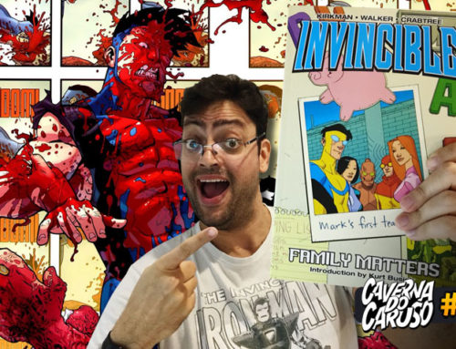 CDC #26 – Invincible