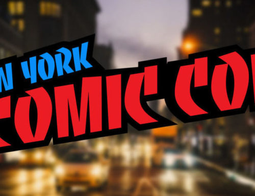 NAS PRATELEIRAS #45 – New York Comic Con