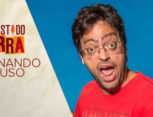 Podcast do Zorra #1 – Fernando Caruso