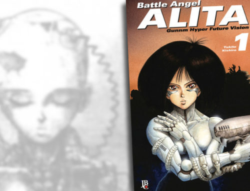 NAS PRATELEIRAS #58 – Battle Angel Alita