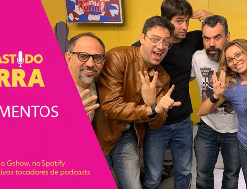 Podcast do Zorra #33