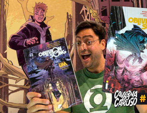 CDC #137 – OBLIVION SONG