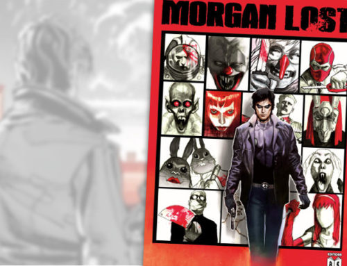 NAS PRATELEIRAS #101 – Morgan Lost