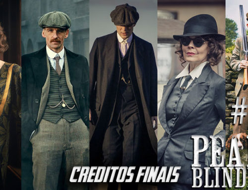Podcast Créditos Finais #61 – By Order of the PEAKY FUCKING BLINDERS