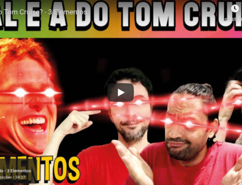 Qual é a do Tom Cruise?