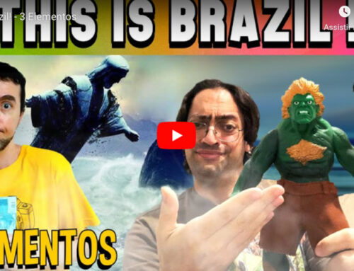 This is Brazil!