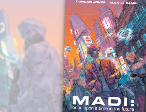 Nas Prateleiras #114 – MADI: Once Upon a Time in the Future